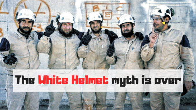 Image result for white helmets